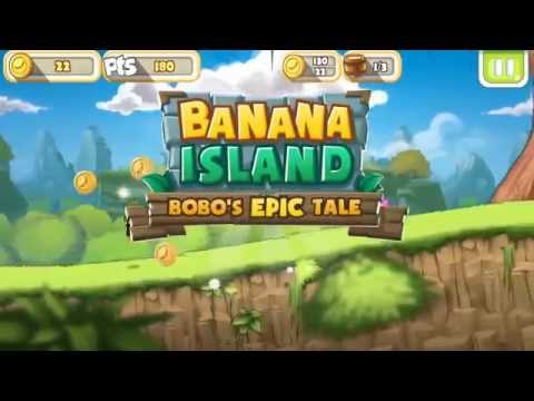 Banana Island – Bobo's Epic Tale