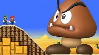 Newer Super Mario Bros Wii - All Secret Exits