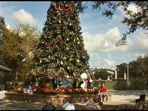A Day At Walt Disney World ❄ November 1994
