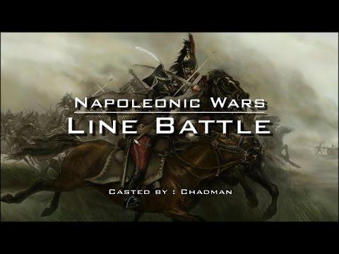 Mount & Blade:Napoleonic | Wars Line Battle - RGJ event - 4th July 2015