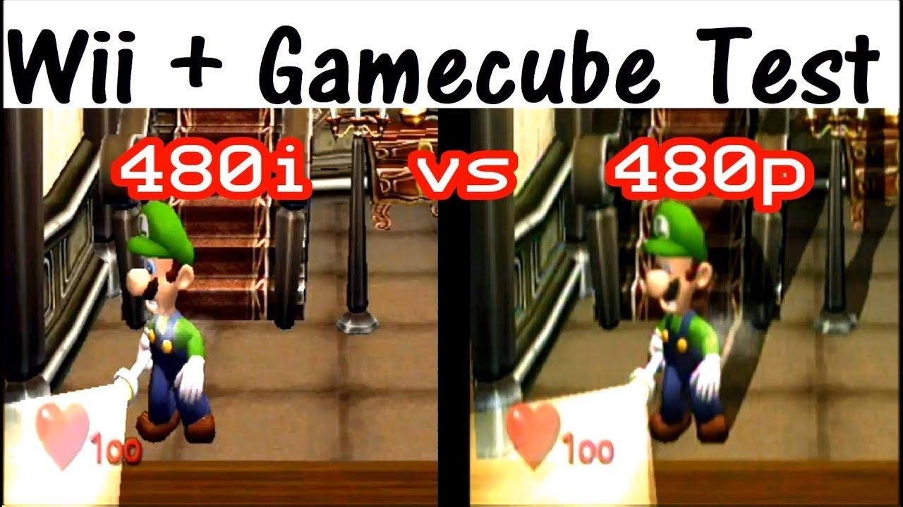 gamecube vs wii
