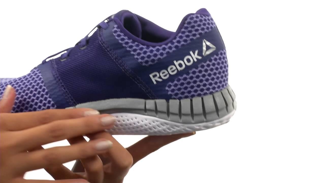 adf4fc62600 Reebok ZPrint Run EX SKU 8684878 - YouTube