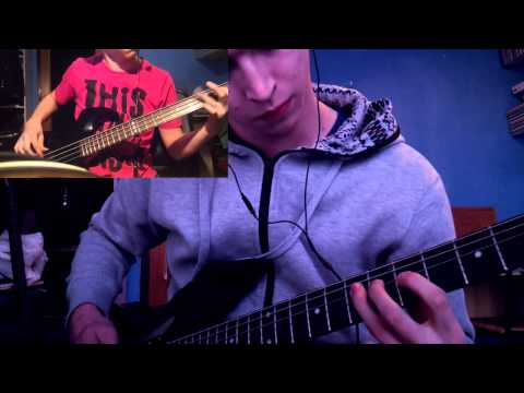 Jarvis Cocker - Angela (Guitar cover and Bass Cover) mp3