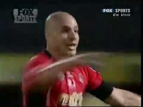 Copa Libertadores 2007: Caracas FC 3-1 River Plate.