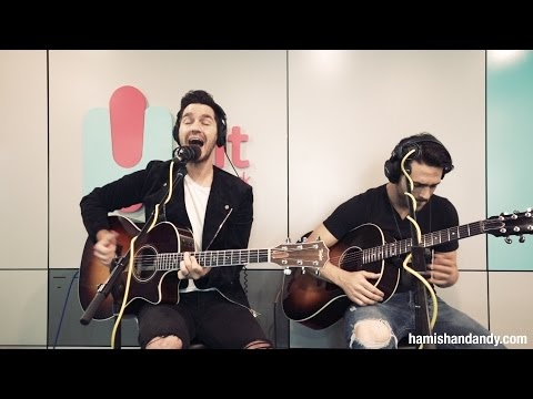 Andy Grammer Performs 'Fresh Eyes' (Acoustic)