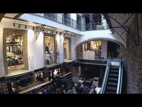 Levi's Store / Madero 72 - Proyecto de Restauración 3.070 visualizaciones•24 mar. 2018