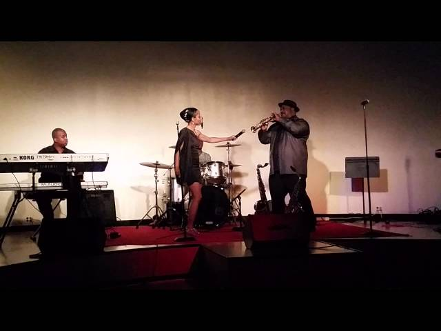 A Dream covered by Alan Day and Coretta B.