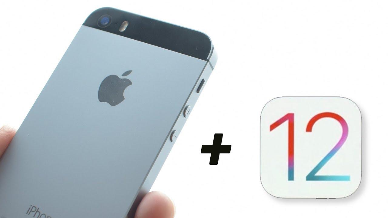 Upgrade ke IOS 12 membuat iPhone 5s jadi kenceng! Tapi....