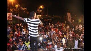 Barnaba Afanya Kufuru Dar Live, Usiku wa Toka na MIC