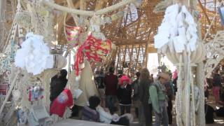 Burning Man 2012 : The Temple of Juno