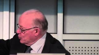 Semaine de la souveraineté UdeS 2015, Mario Beaulieu et Bernard Landry 1/2
