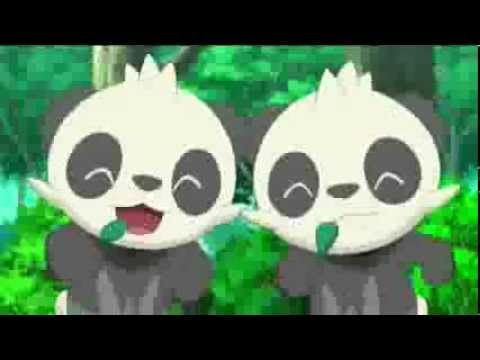 Pokemon X Y 11 ポケモン X Y 11話「竹林の追跡!ヤンチャムとゴロンダ!