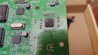 Ziyituod Gigabit Ethernet Card, Dual Port PCI E Network Interface Card