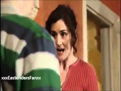 EastEnders - Abi calls Stella a witch - 13.03.2007