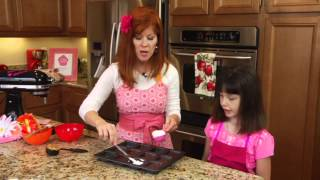 How To Make Brownies With Marshmallows & Peanut Butter Swirl : Sugar & Spice