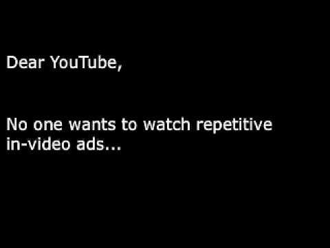 Dating ads on youtube