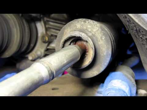 how to tell if tie rod is worn
