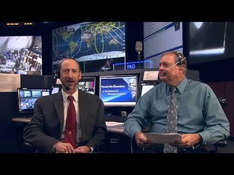 Flight Director Talks Exploration with South Carolina Students