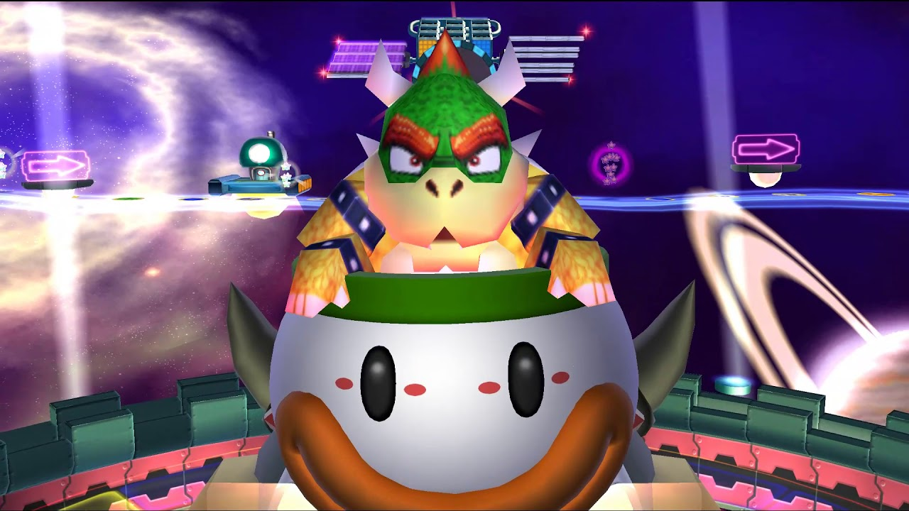 Mario Party 9 Bowser Station 1 Vs Rivals Yoshi Vs Koopa Toad