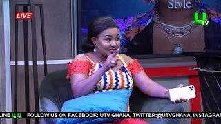 United Showbiz with Nana Ama Mcbrown 05/10/19