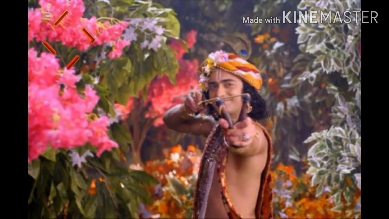 Download Radha krishna / radha ke sang chedkhani kare song