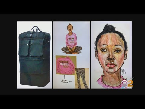 Sketch Released Of Girl Whose Body Was Found In Hacienda Heights