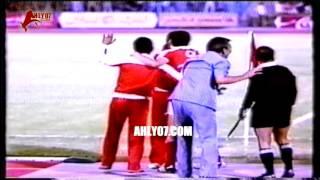 أهداف فوز الأهلي 4 مقابل 1 ديناموز هراري للخطيب و مختار ذهاب  دور ال 16 أفريقيا 6 مايو 1983