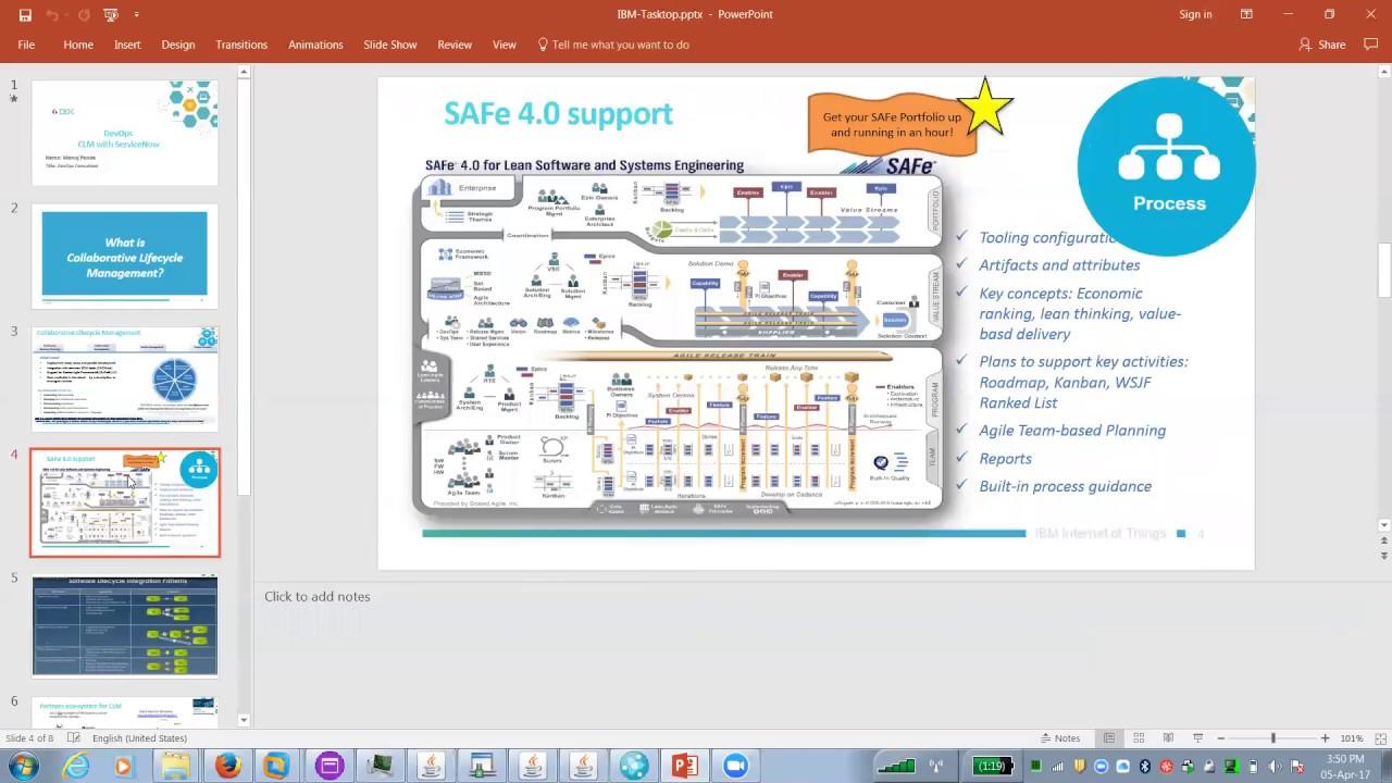 IBM CLM and ServiceNow Integration