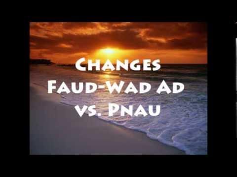 Changes- Faul & Wad ad vs. Pnau (Audio) - YouTube
