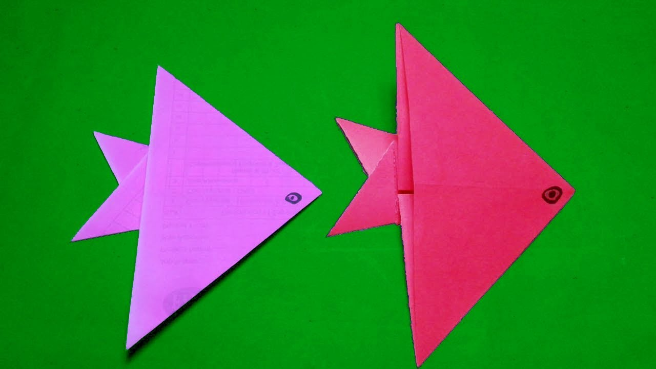 Step by step instructions how to make origami a blow fish. | 720x1280