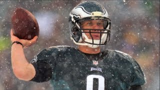 Detroit Lions vs Philadelphia Eagles - Snow!