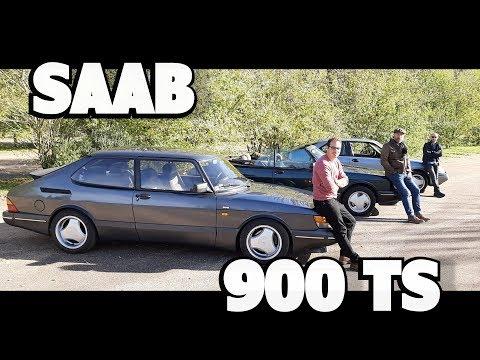 ET SI SAAB REVENAIT 🤔 ?? AVEC UNE 900 TS...#EP1
