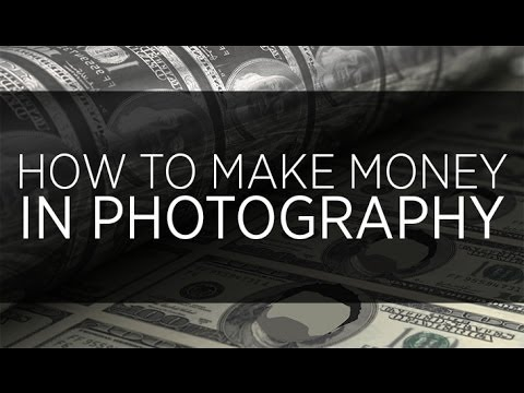 How to sell photos online and make money - YouTube