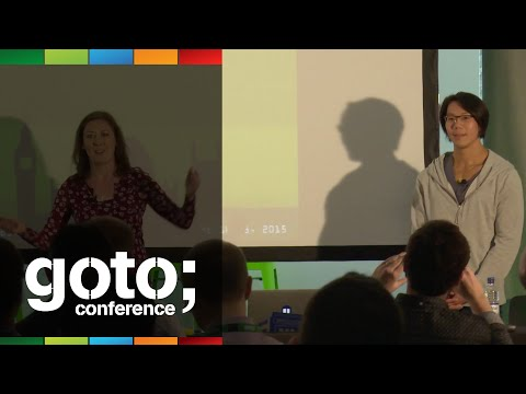 GOTO 2015 • Technical Leadership • Laura Paterson & Patrick Kua
