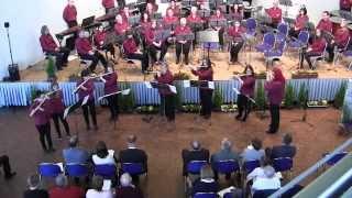 Adagio - Flötenensemble des Flötenorchesters Rhythm & Flutes Saar