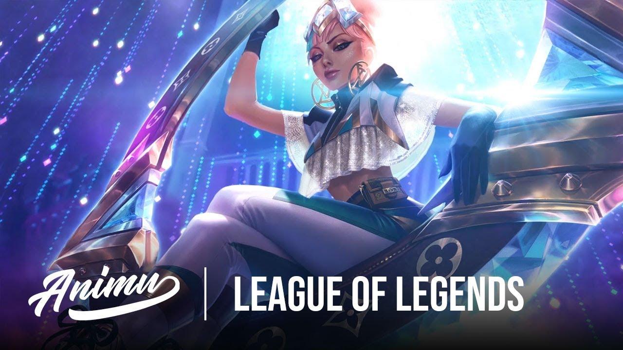 TRUE DAMAGE SENNA TÜRKÇE SESLENDİRME (League Of Legends)