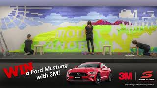 Win a Ford Mustang with 3M - Supercars