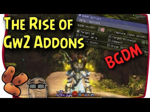 Guild Wars 2 - How To See *Exact* Enemy Health + MORE | BGDM & What Legal Meters Do