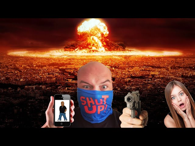 Corporate Office Orders A Nuclear Strike (Prank Call)