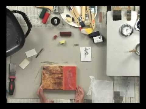 Encaustic - Embed: Part 3 - More Adds & Final Touches