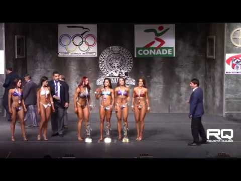 Mariana Cruz 1er lugar Bikini Wellness Principiantes mas 1 60 mts thumbnail