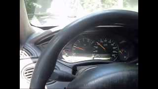 Ford Focus 1.8 16V - úprava volnoběžného ventilu