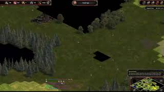 2v2 Age of  Empires DE ft. Viper