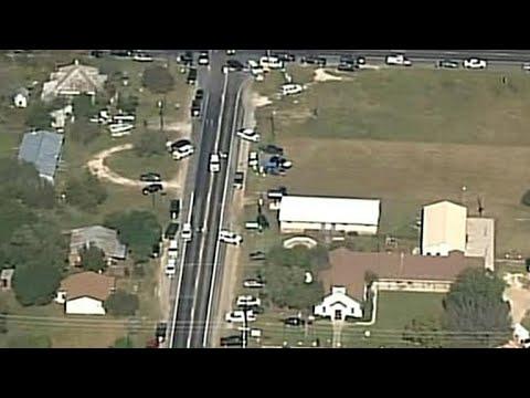 FBI responding to shooting at Texas church