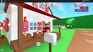 ROBLOX-TEACHING TO MAKE THE FLOWER OF MEEPCITY GROW FAST