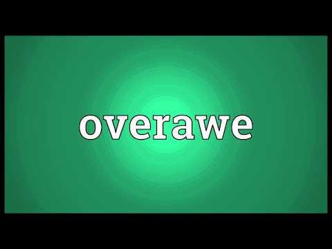Header of overawe