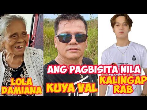 update | ANG PAGBISITA NI BERNADOR AT MAYOR KAY LOLA DAMIANA | IKAKASAL NA | LALABAN | NAPASAYAW PA -  (2020)