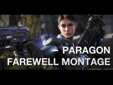 Paragon Farewell Montage | Our Story | All heroes included