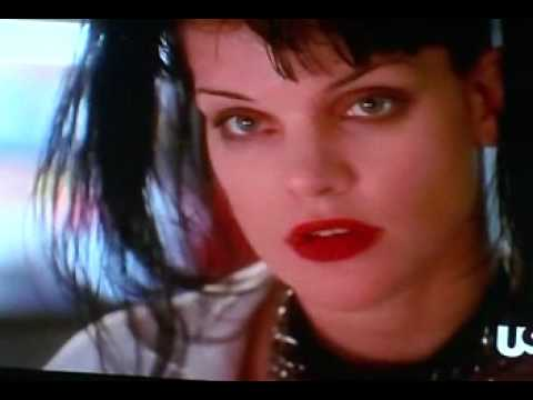 and gagged Pauley perrette bound