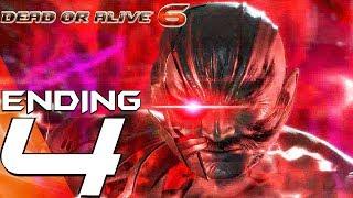 DEAD OR ALIVE 6 - Gameplay Walkthrough Part 4 - Ending & Final Boss Figh (Story Mode)